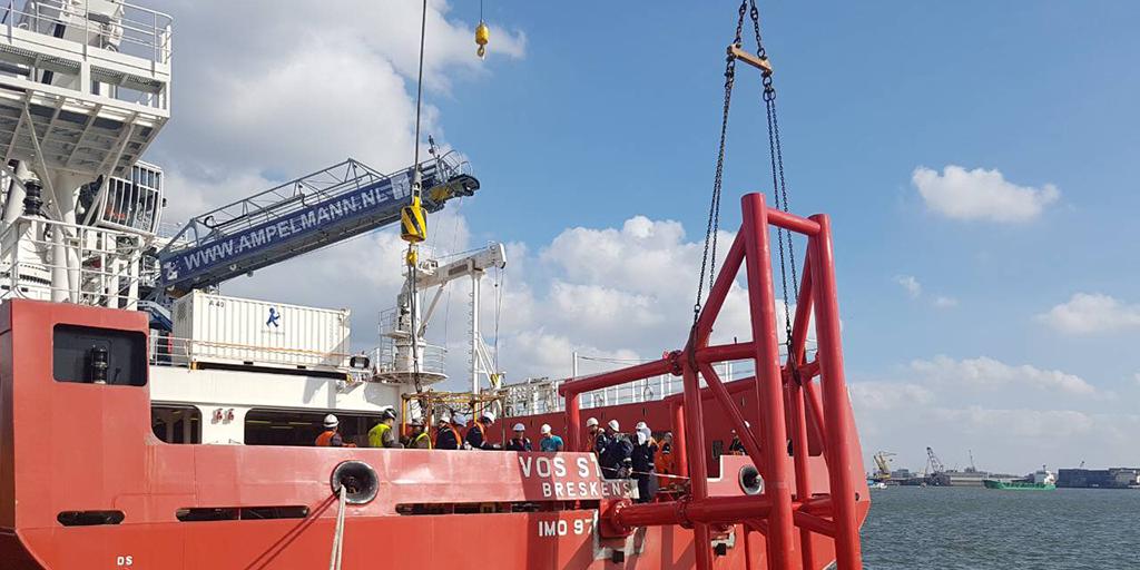 ship reconstruction